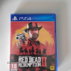 PS4 slim 1 TB + Red dead redemption 2 с гаранция