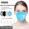 N95 Mouth Mask FFP2 KN95 Protective Level Masks Protective